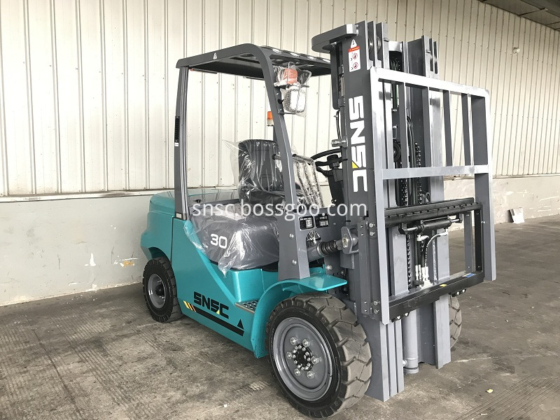 4 units 3 ton forklifts exported to ALGERIA from sheri (4)