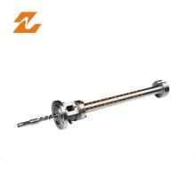 Cilindro de precisión de un solo tornillo y tornillo cilíndrico para tubo de película de PE