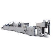 3.Zb1100a Hand Bag Forming Machine /hand Bag Making Machine / Reticule Making Machine