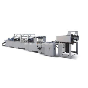 3.Zb1100a Hand Bag Forming Machine /hand Bag Making Machine / Reticule Making Machine