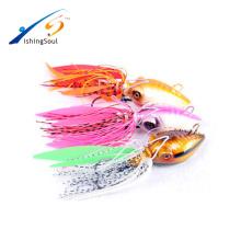 RJL007 дешевые рыболовные снасти искусственные приманки резиновые приманки для морской рыбы