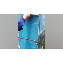 PVC bedruckbares Vinyl selbstklebendes Vinyl