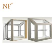 Low price beautiful aluminum garden windows for sale