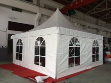 5x5m PVC Chinese Pagoda Tent for Sale