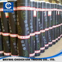 4mm SBS modified bitumen damp proof membranes