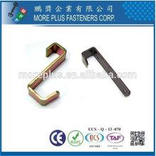 Taiwan Acier inoxydable 18-8 Cuivre en laiton Acier Bolt Ladder Latch Draw latch hardware