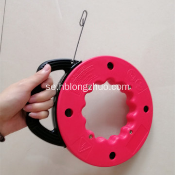 3mm 30m Fiberglas Steel Fish Tape