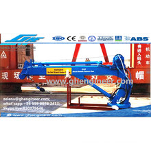 Ship Handling Equipment 2t7m&7t10m Telescopic Boom Ship Crane