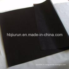 1.95g / cm3 feuille de caoutchouc de Viton de gravité spécifique