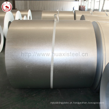 Para telha de telhado metálico aplicada Aluzinc revestido bobina de aço com alta aderência e precisão