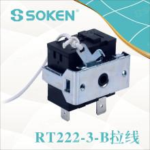 Chave rotativa de puxar de posição Soken 12