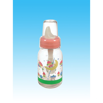 4oz PC Injection Baby Feeding Bottle