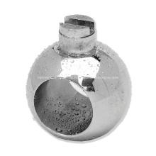 Bola de componentes de válvula de esfera