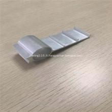 Pièce de rechange automatique en aluminium 6061 pour l'échange de chaleur
