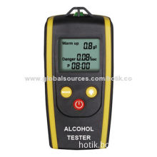Alcohol meter with high quality and favorable price detecting range 0.000-0.2% bac& 0.0-19g/l