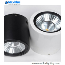 15W montado en superficie CREE COB LED Downlight