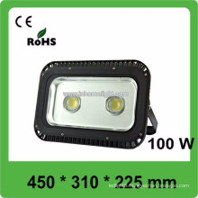CE&ROHS waterproof IP66 2SMD 100w led flood light,3 years warranty