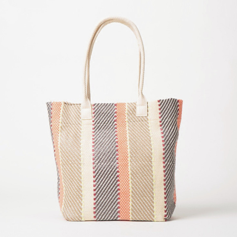 Woven Style Hand Bag