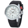 Japan movement 3atm water resistance sport watch