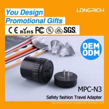 Necessário para embarcar no mini carregador usb, presente de promoção Carregador solar