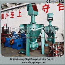 Wear Resistant Centrifugal Vertical Froth Pump