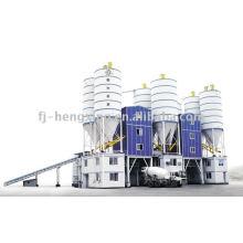 Installation de mélange de béton HZS120, usine de dosage de béton Usine de mélange de ciment en béton