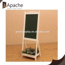 Factory directly With quality warrantee Wooden Poster Display Stand for 2015