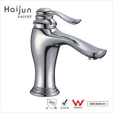 Haijun nuevo estilo termostática sola manija cubierta-montada lavabo mezclador grifo
