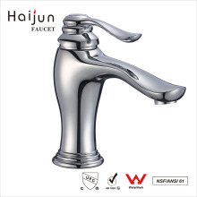Haijun New Style Thermostatic Single Handle Deck-Mounted Basin Mixer Faucet