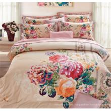 Home Textile Duvet Funda 3D conjunto de ropa de cama Queen y King Size Proveedores de China