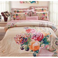 Home Textile Duvet Cover 3D Bedding Set Queen and King Size China Suppliers