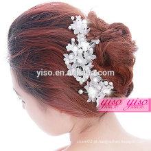 Headpiece new design best sale acessórios de cabelo feitos à mão