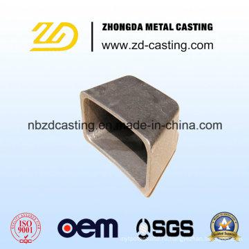 Высококачественное инвестиционное стальное литье с высоким содержанием марганца