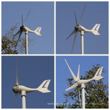 Gerador de turbina eólica da fonte de alimentação da luz de rua do exposição ao sol 400W
