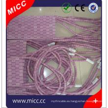 MICC 12v flexible plataforma de calefacción de cerámica fabricante