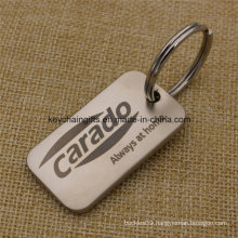 Promotion Gifts Custom Metal Blank Key Tag