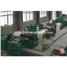 professional supplier of steel coil slitting line