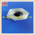Supply Carbon Steel Outer Hexagon Bolt From China Manufacturer (HS-HB-001)