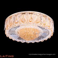 New design LED incandescent crystal lighting ceiling lamp for living room 58505