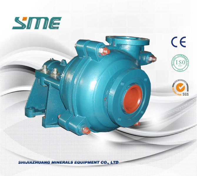 Cyclone Feed Slurry Pumps