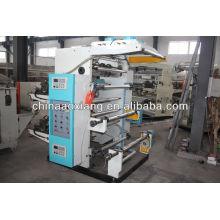 YT-2600 Zwei Farben Kunststofffolie Rolle zu Rolle Siebdruckmaschine zum Verkauf
