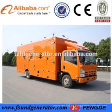 Generador diesel del camión de la venta directa de la fábrica para la central eléctrica con CE, ISO