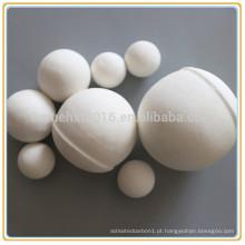 Armazenamento térmico de cerâmica de alta qualidade, bola de aluina