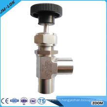 soft seat needle valves angle gas needle valve