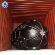 Good Quality Marine Pneumatic Rubber Fender for Vessel