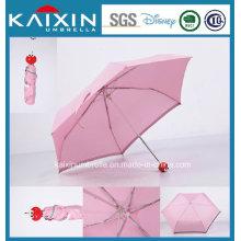 Auto öffnen und schließen Outdoor Sonnenschirm Falten Regenschirm