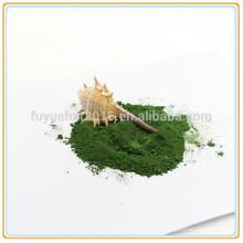 clasificación verde del óxido de cromo, precio verde del óxido de cromo, cr2o3 99% fabricante de porcelana 99.3%