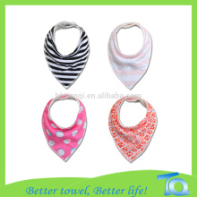 Wholesale Personalized Cotton Baby Bibs