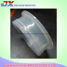 Piezas de mecanizado de plástico de prototipo rápido OEM