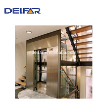 Villa lift with economic price for indoors use home elevator